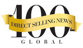 Direct Selling News oznamuje výsledky globálnych spoločností priameho predaja - 2017 Global 100